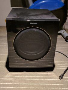 Samsung active Subwoofer - PS AW720s