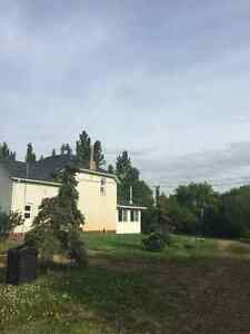 Acreage 15 minutes west of Moose Jaw, off Highway 1