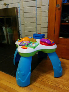 Fisher Price Play Table Windsor Region Ontario image 1