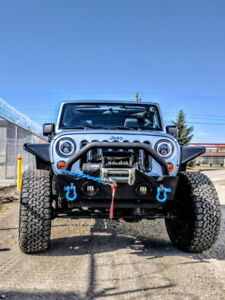 2012 Jeep Wrangler Arctic Edition (Limited edition)