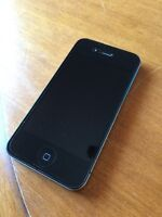 Iphone 4 16 GB with Bell