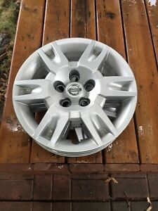 snow tires with rims/ nissan $ 600.00 obo