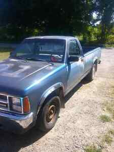 1988 Dodge Dakota LOW KMS