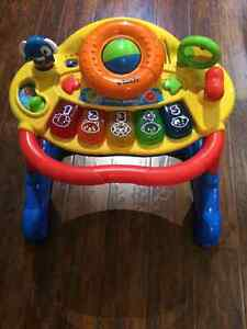Vtech sit to stand go and grow walker