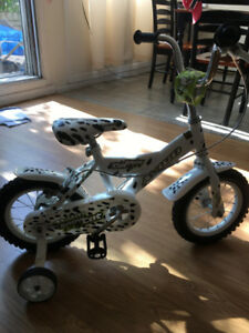 Toddler's bike