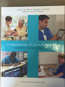 Fundamentals of Canadian Nursing: Concepts, Process, and Practic
