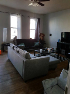 3 bedroom apt (non smoking building)
