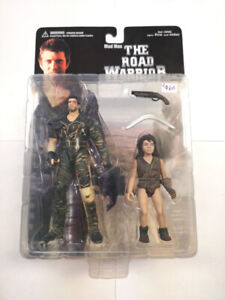 Mad Max The Road Warrior Mad Max II Action Figure by N2Toys 2000