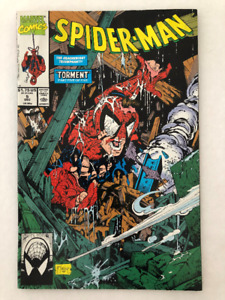 Marvel Spiderman Comic Books & Power Game Collection