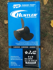 BRAND NEW PROP AND HUB KIT FOR A YAMAHA OR HONDA OUTBOARD