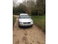 Vw Passat 1.9tdi 130bhp low miles
