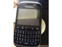 Blackberry curve(NoCharger)o2