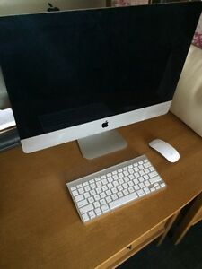 "Apple iMac 21.5"" 1TB Hard-drive, 8GB RAM.  Very cheap"