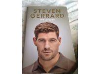 Steven Gerrard my story book