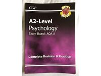 A2-Level Psychology AQA Revision and Practice