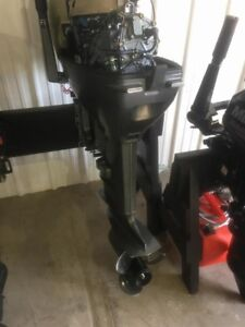 Suzuki 40HP Pied Long 2 Temps  1996