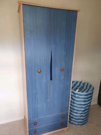 Blue Bedroom Suite