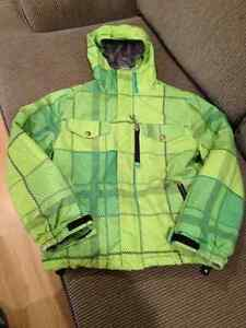 Boys winter coat and snow pants