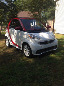 2014 Smart Fortwo Cabriolet ELECTRIC DRIVE