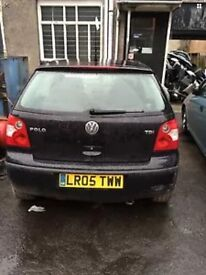 VW Polo For Breaking