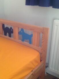 Ikea Kritter children bed - needs to go