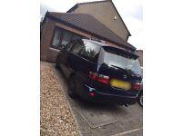 Toyota Previa GLS 7 seater automatic