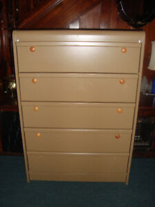 Newer chest of drawers