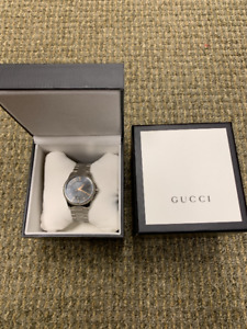Mens Gucci Swiss Made Automatic Watch