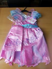 Brand new girls fairy costume