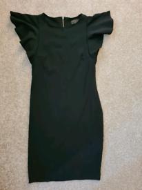 Black Lipsy dress size 12