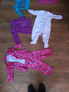 Baby girls clothes sizes 6-12,6-9,12-18,18-24,2t