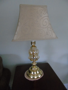 Pair Table Lamps