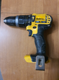 DeWalt cordless drill DCD785, bare body only