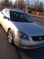 2005 NISSAN ALTIMA 3.5SE LEATHER FULLY LOADED FOR SALE