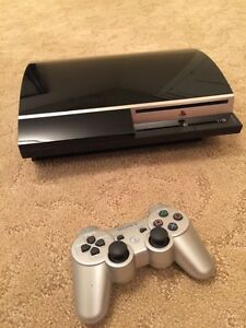 PS3 with 9 games,  ***GREAT DEAL***