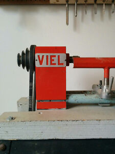 Wood Lathe / Tour a bois Viel Made in Quebec