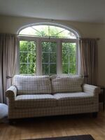 Sofa by Broyhill almost NEW