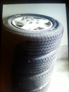 Tires of  215 / 65R15  For Good Price !!