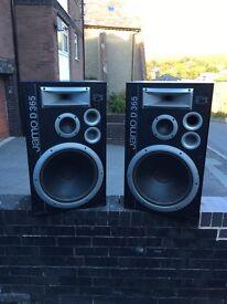 Jamo d365 speakers