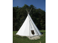 Linings for Indian Tipi / Teeppee Tent , Inlining