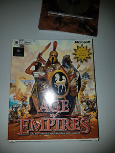 Age of Empires (1997) - Big Box Complete