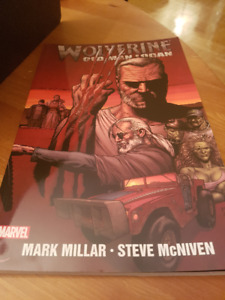 Wolverine: Old Man Logan Paperback Graphic Novel - Brand New