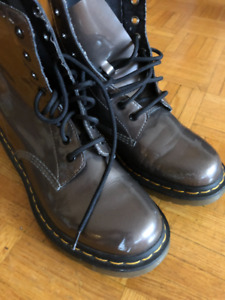 Dr. Martens Metallic Pascal Lace-Up Boot