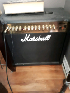 Marshall mg50dfx amp
