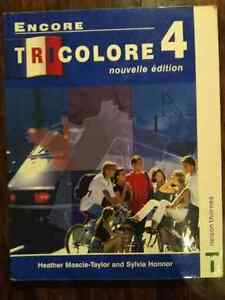 Encore -Tricolore 4 nouvelle édition par Heather M.-T. and