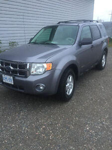 Saftied 2008 Ford Escape xlt SUV, Crossover