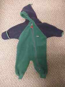 12 month fleece winter wear