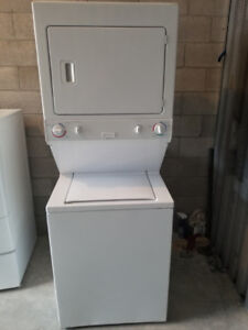 Frigidaire Washer Dryer Laundry Center Huge Water/Hydro Savers