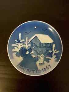 B & G Copenhagen Porcelain