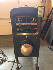 lincoln sa 200 red face welder